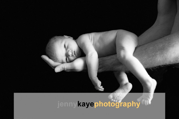 Newborn baby photos Twickenham
