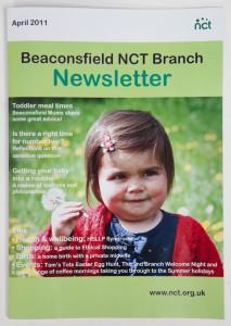 NCT Beaconsfield magazine cover photo