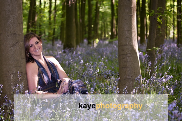 Last of the photos in the bluebells