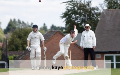 Cricket match v MCC (High Wycombe)