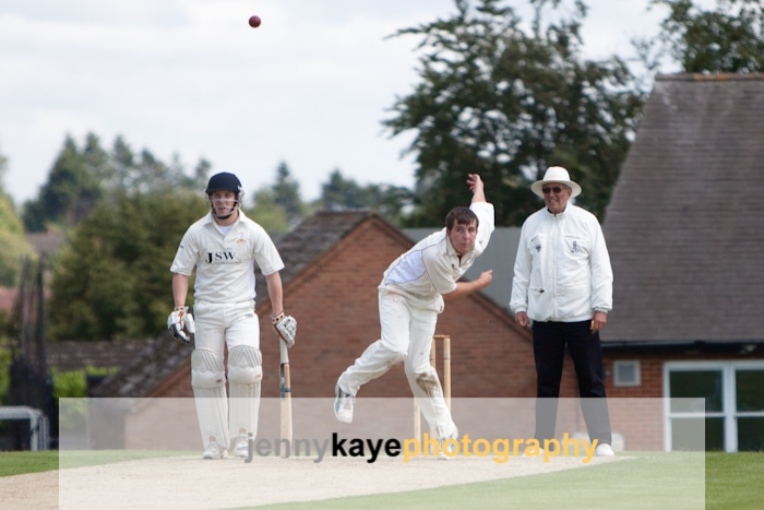 Cricket match v MCC (High Wycombe)