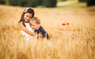 Buckinghamshire Photo shoot locations for families
