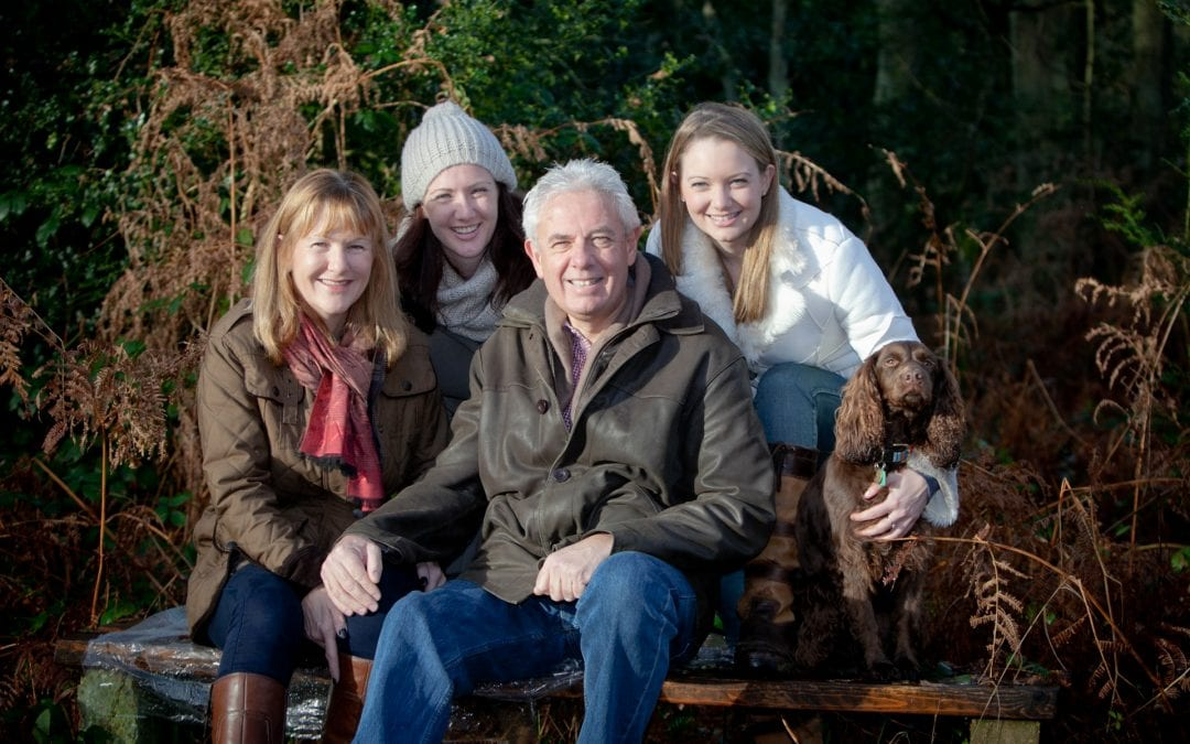 Family portraits – Buckinghamshire
