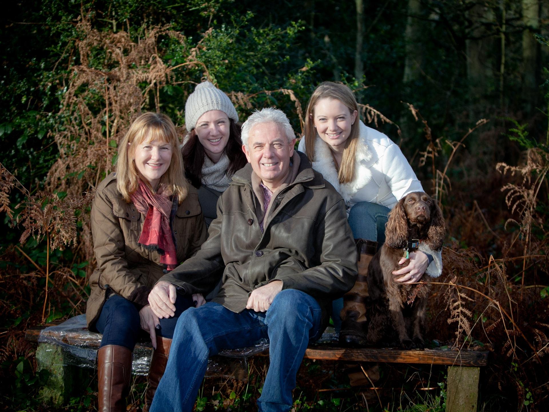Family photos beaconsfield
